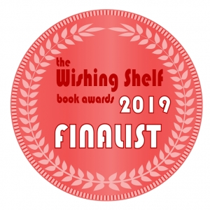 Where Acorns Landed is a Wishing Shelf Book Awards finalist.